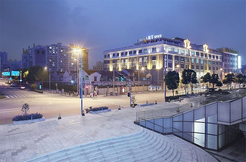 上海半島美術館